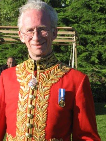 Sir Henry Paston-Bedingfeld - Honorary Secretary