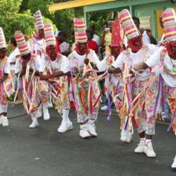 Discovering the Caribbean: Montserrat's Masquerade Dance