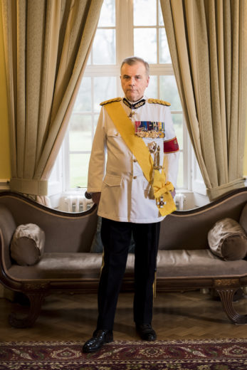 Major David Rankin-Hunt - Trustee