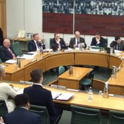 WIC staff present evidence at Foreign Affairs Select Committee