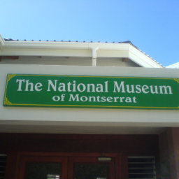 WIC assists the National Museum of Montserrat