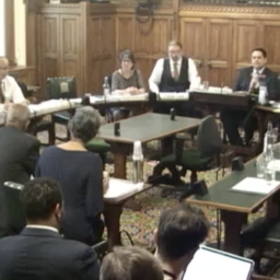 WIC's Chief Executive presents at International Development Select Committee